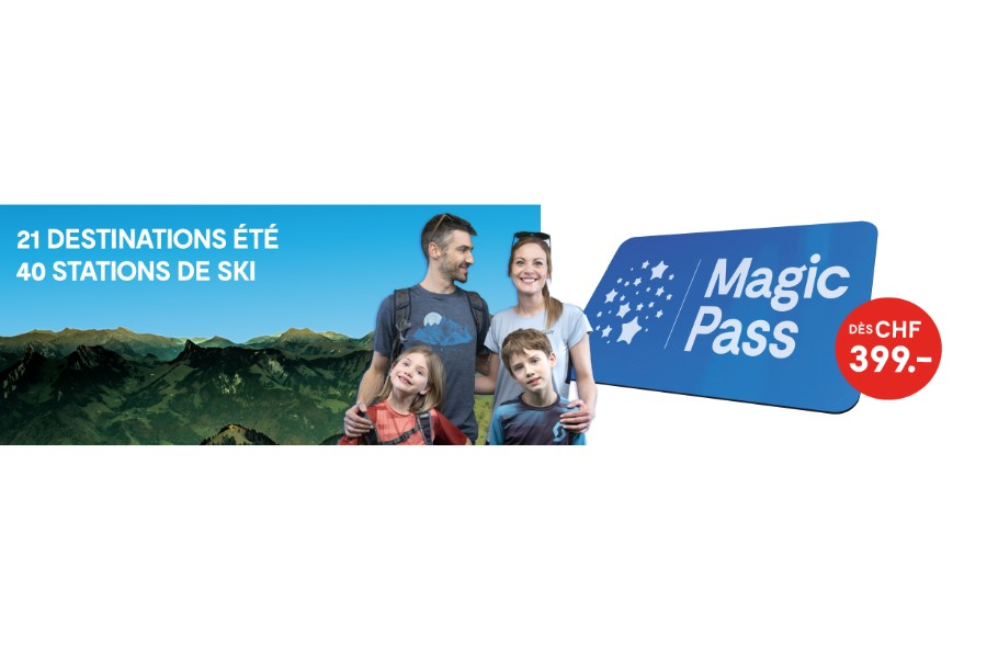 Robella Val-de-Travers, partenaire du Magic Pass