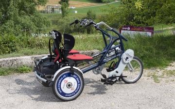 Vélo électrique pour PMR_1