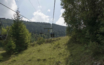 Télésiège   Sesselbahn